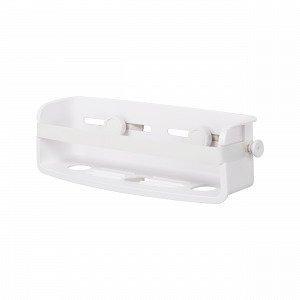 Umbra Flex Gel-Lock Suction Showe Suihkuhyllyt Valkoinen 9x33 Cm
