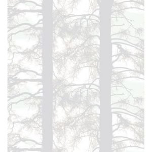 Vallila Interior Kelohonka Suihkuverho 180 x 200 cm valkoinen