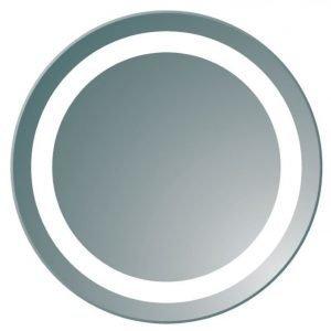 Valopeili Aqualine 60x60 cm LED-valaisimella