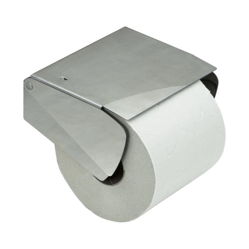 Vessapaperiteline kannella Solid harjattu teräs tarrakiinnitteinen