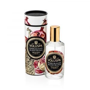 Voluspa Aqua De Senteur Mist Pomegranate Blood Orange Huonetuoksu