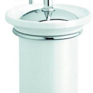 WC-harja ja teline Damixa Tradition kromi