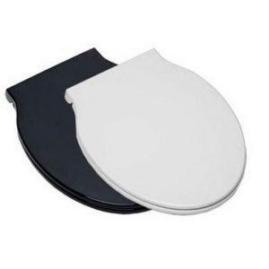 WC-istuimen kansi Motion Design Soft Close + Quick Release valkoinen