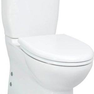 WC-istuin Creavit Sedef soft-close -kannella kaksoishuuhtelu