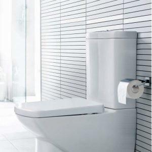 WC-istuin Creavit Thor soft-close -kannella kaksoishuuhtelu