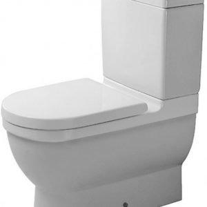 WC-istuin Duravit Starck 3 piiloviemäri ilman kantta 390x655 mm