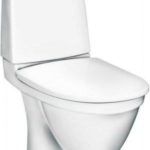 WC-istuin Gustavsberg Nautic 5510 P-lukko