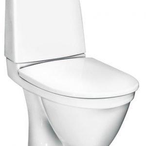 WC-istuin Gustavsberg Nautic 5510 P-lukko 3/6L