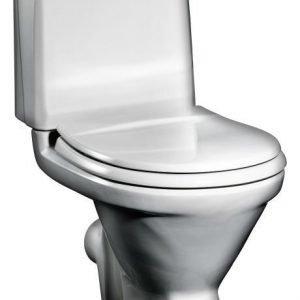 WC-istuin Gustavsberg Nordic 398 P-lukko 3/6 L valkoinen