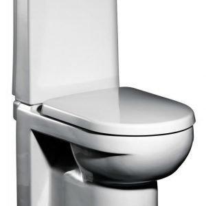 WC-istuin Gustavsverg ARTic 4300 S-lukko 3/6L valkoinen