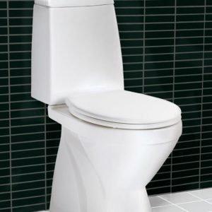 WC-istuin Hafa Floor Soft Close kannella S-lukko