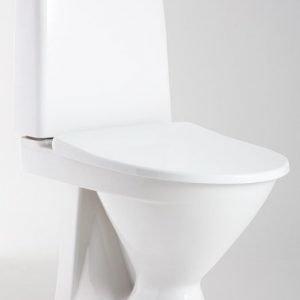 WC-istuin IDO Seven D 37218 2-huuhtelu valkoinen pehmeä kansi