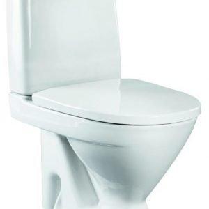 WC-istuin IDO Seven D 39213 2-huuhtelu valkoinen kova kansi