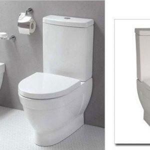WC-istuin Vitra Form 500 kaksoishuuhtelu valkoinen
