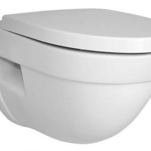 WC-istuin Vitra Form 500 seinämallli