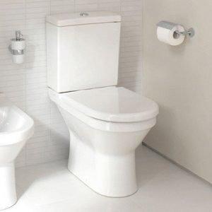 WC-istuin Vitra S50 kaksoishuuhtelu valkoinen