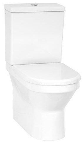 WC-istuin Vitra S50 piiloviemäri kaksoishuuhtelu valkoinen