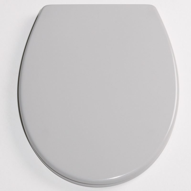 WC-kansi Tammiholma Click soft close harmaa