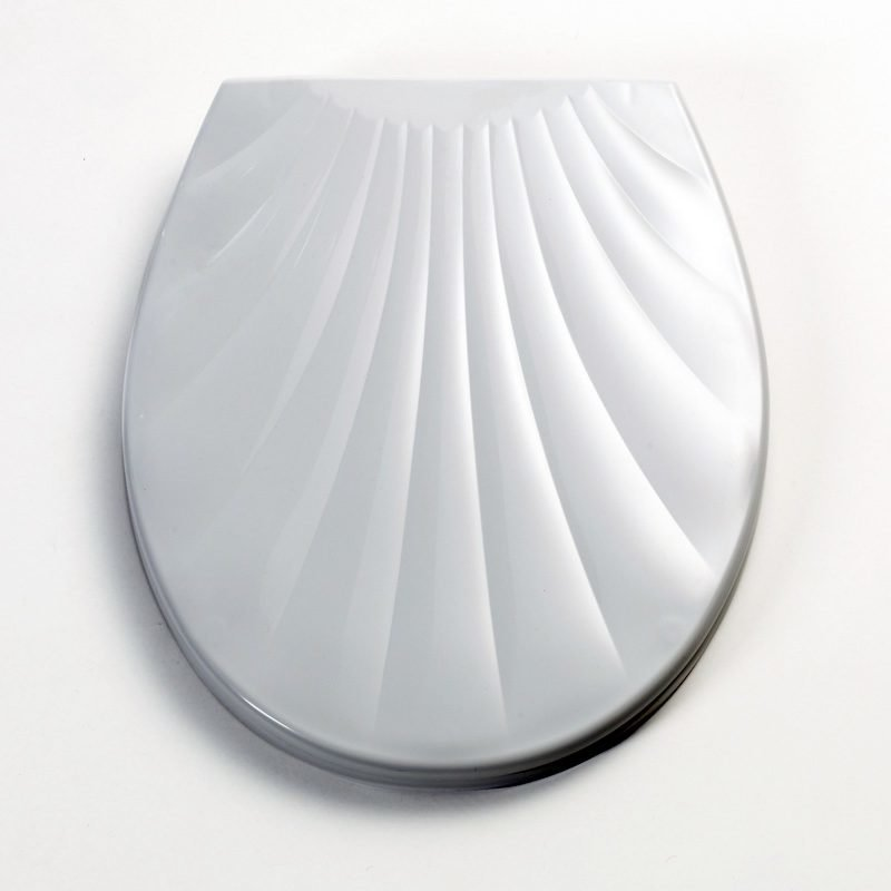 WC-kansi Tammiholma New Shell valkoinen