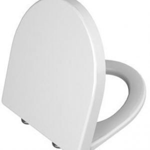 WC-kansi Vitra Form 500 soft-close kovamuovi Duroplast