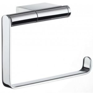 WC-paperiteline Smedbo Air ilman kantta kromi