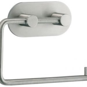 WC-paperiteline Smedbo BB 1097 tarrakiinnitteinen harjattu