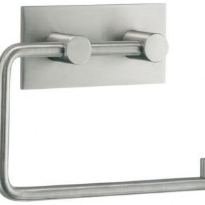 WC-paperiteline Smedbo BB 1098 tarrakiinnitteinen harjattu