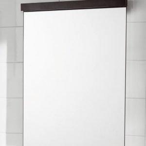 Yläosa Forma peili 60 ala- ja ylävalaistuksella musta
