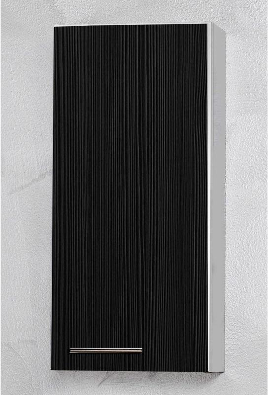 Yläsivukaappi Picard by Finnmirror 30 300x640x160 mm valkoinen/musta