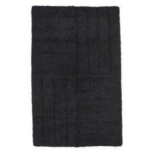 Zone kylpyhuoneenmatto musta